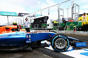 Formula 1 Nostalgia Hari pertama Rio Haryanto di grand prix Formula 1