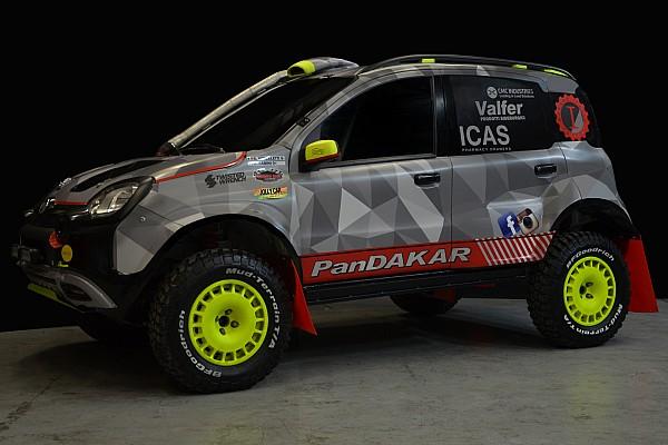 Cross-Country Rally Noticias de última hora Un Panda quiere conquistar el Dakar