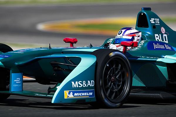 Сімс і Бломквіст претендують на місце в Andretti у Формулі E