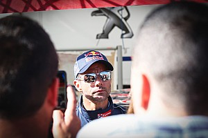 World Rallycross Interview Loeb : Soit on fera les choses plus sérieusement, soit on s'en ira