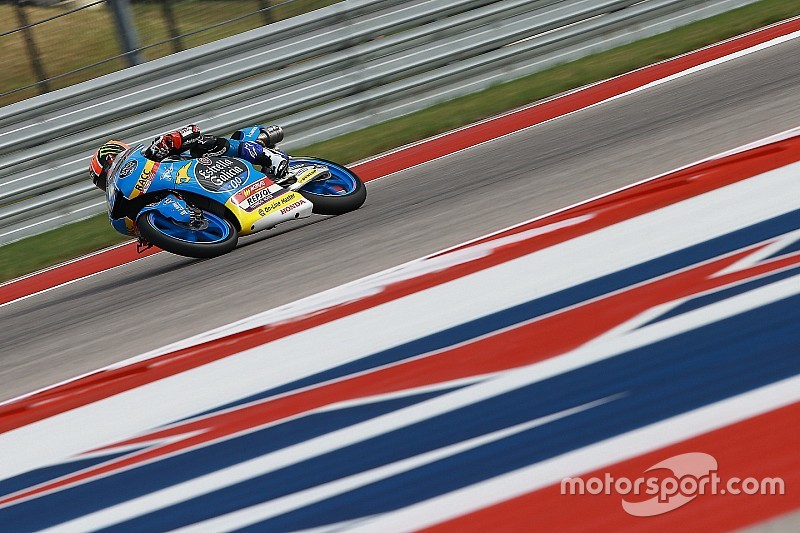 Moto3: Canet pulveriza el récord del circuito y saldrá primero