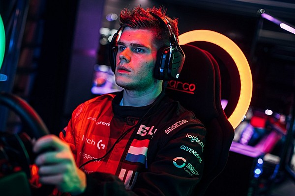 Formula 1 Breaking news Dutch karting champion crowned World's Fastest Gamer