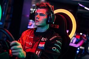 Videogames Nieuws Van Buren wint finale World's Fastest Gamer en scoort contract bij McLaren
