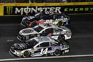 NASCAR Cup Breaking news NASCAR puts All-Star Race aero package on hold until 2019