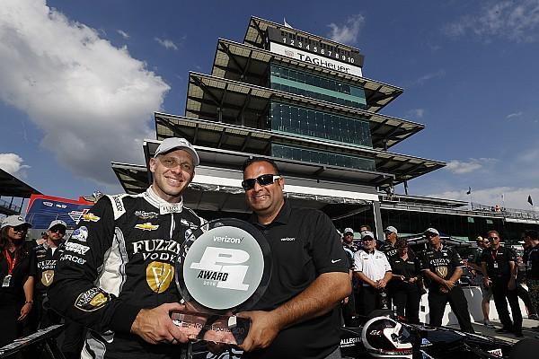 IndyCar Qualifying report Indy500: Carpenter pole, Danica Patrick start P7