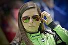 IndyCar Danica Patrick spricht vor letztem Rennen vom Sieg