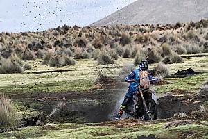 Dakar Rapport d'étape Motos, étape 8 - Van Beveren plie mais ne rompt pas