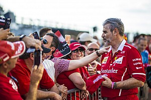 Marchionne: Blaming one person for Ferrari failure