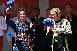 Ricciardo : Jadis