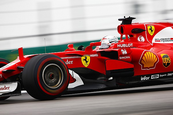 Formula 1 Breaking news Vettel to get new chassis after practice problems
