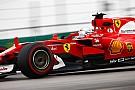 Formule 1 Vettel va changer de châssis pour les EL3