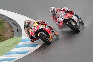 "MotoGP Noticias Dovizioso: ""Al adelantar a Márquez pensé en Austria"""