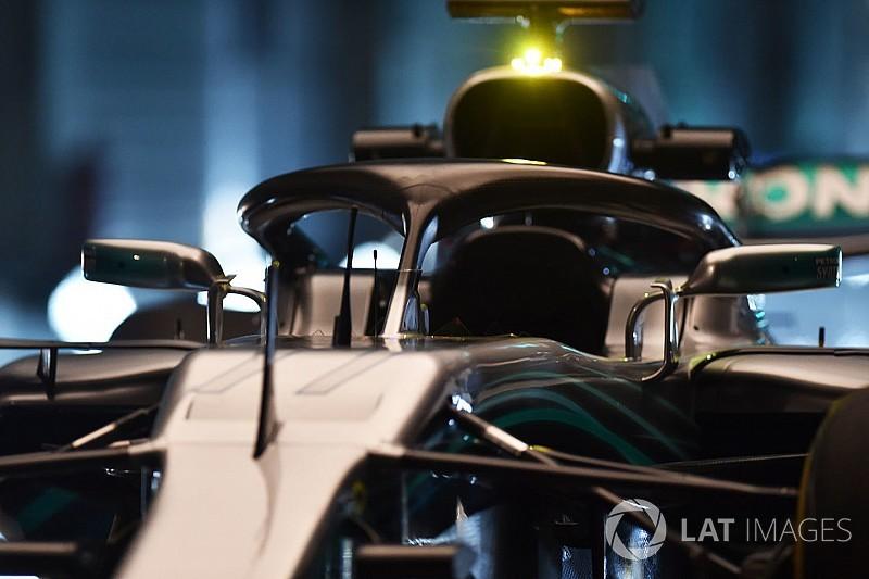 Mercedes confirme ses pilotes de réserve