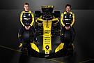 Формула 1 Renault проводит съемочный день в Барселоне: видео