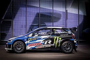 Rallycross-WM News Volkswagen präsentiert das Polo R Supercar für die Rallycross-WM