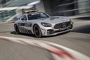 GALERIA: Conheça o novo Safety Car da Fórmula 1