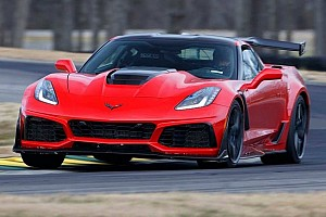 Automotive Breaking news 2019 Chevy Corvette ZR1 clocks 212mph official top speed