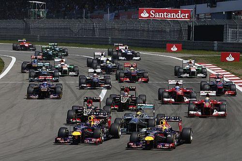 """Vettel: """"Alman Sibiryası, Nurburgring yarışını etkileyebilir"""""""