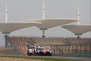 WEC Noticias de última hora Kobayashi puso a Toyota en la cima en la tercera práctica