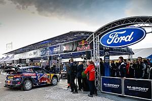 WRC Noticias de última hora El nombre de Ford vuelve al WRC con M-Sport