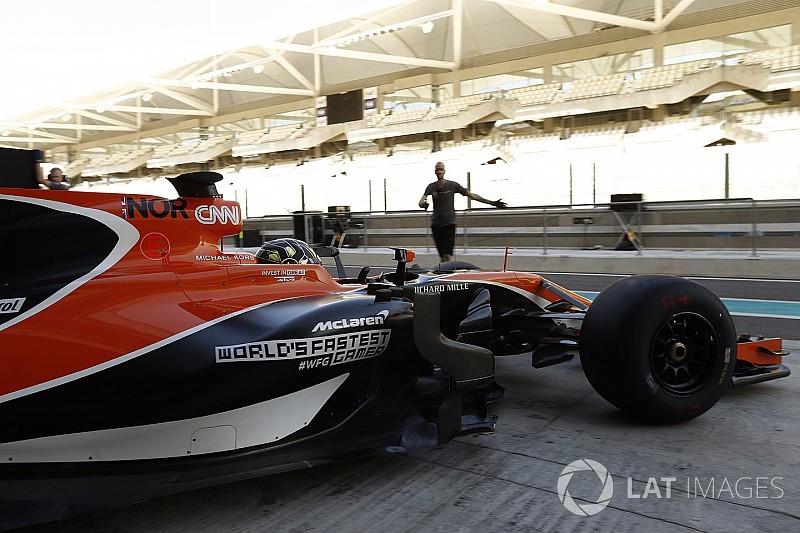 McLaren to switch to Petrobras fuel