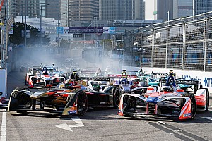 Formula E Special feature Chaotic Formula E opener exposed by uncensored radio messages