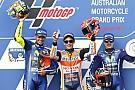 MotoGP Avustralya MotoGP: Muhteşem yarışta zafer Marquez'in!