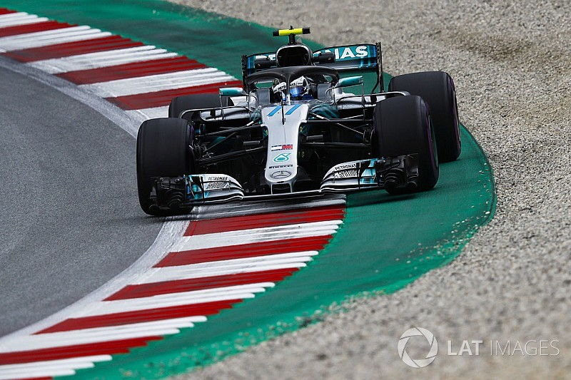 """Mercedes more """"stable"""" with Austria upgrade"""