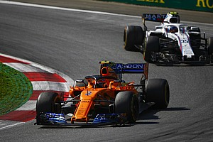 Formula 1 Special feature How to turn things around at McLaren and Williams