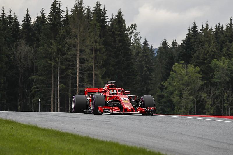 Sainz geblockt: Vettel verliert drei Plätze!