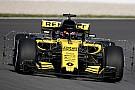 Sainz: Renault için faydalı bir gün oldu