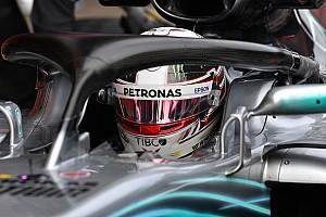 Formule 1 Réactions Hamilton ne se formalise pas de son manque de roulage
