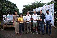 RFC India: V5 Offroaders' Nanjappa seals maiden win