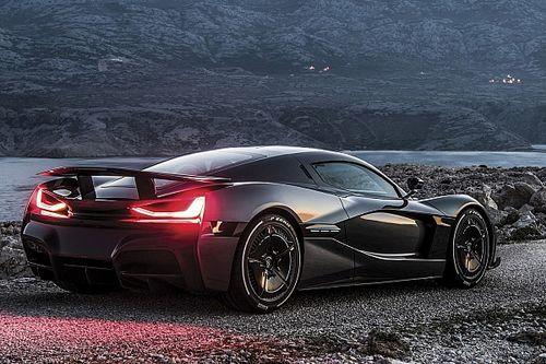 La marque électrique Rimac pourrait racheter Bugatti!