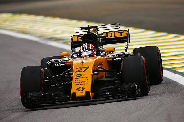 Renault à un dixième de Force India