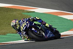 MotoGP Motorsport.com hírek Rossi és Vinales esélytelen volt Valenciában: nagy remények 2018 előtt
