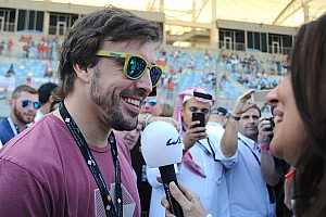 WEC Breaking news RESMI: Alonso akan jalani tes LMP1 perdana di Bahrain