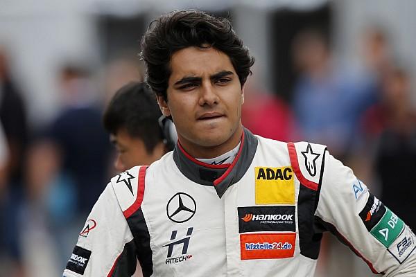 EK Formule 3 Raceverslag EK F3 Hungaroring: Ahmed zegeviert ook in race 3
