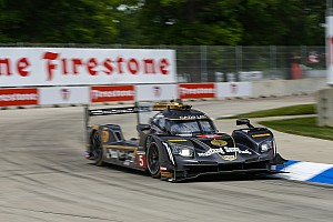 IMSA Practice report Detroit IMSA: Albuquerque tops warm-up for AXR