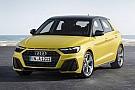 Auto Audi A1 Sportback, seconde génération résolument moderne!