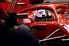 Ferrari: Raikkonen si prepara a scendere in pista sulla SF71H