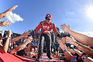 NASCAR Cup Special feature Top Stories of 2017, #4: Dale Jr. leads big-name exodus from Cup