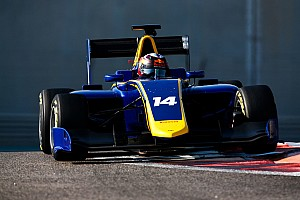 GP3 Résumé d'essais Kari domine au volant de l'ancienne DAMS