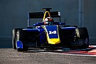 GP3 Üç günlük GP3 Abu Dhabi testlerini Kari ve Catsburg ilk sırada tamamladı