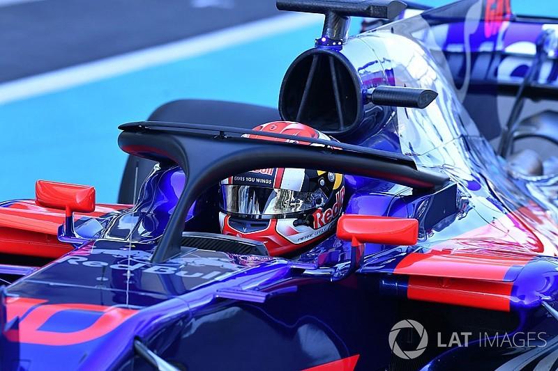 Galería: las pruebas aerodinámicas de los test de Abu Dhabi