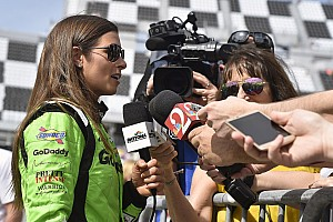 IndyCar Breaking news Danica Patrick to race final Indy 500 with Ed Carpenter Racing