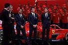 Formula 1 Arrivabene: Sıradan bir araç değil, bir Ferrari yaptık
