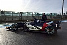 Shakedown mobil F2 di Magny-Cours