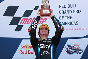 Bagnaia tak menyangka rengkuh podium tertinggi