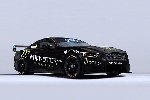 Ford возобновит заводскую программу в Supercars